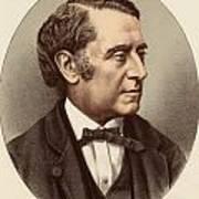 Jean-joseph Louis Blanc, 1811-1882 Poster