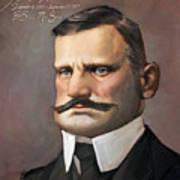 Jean Sibelius Poster