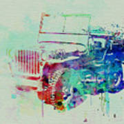 Jeep Willis Poster
