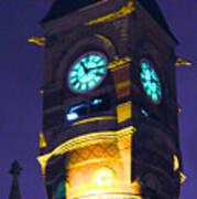 Jefferson Market Clock Tower Poster