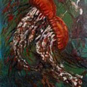 Jellyfish Dance Poster