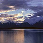 Jenny Lake, Grand Teton National Park Poster