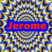 Jerome Poster