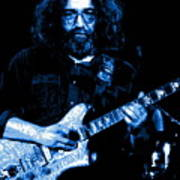 Jerry At Winterland 5 Poster