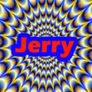 Jerry Poster