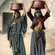 Jerusalem: Milk Seller Poster