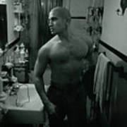 Jesse After Shaving His Head Poster