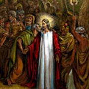 Jesus Betrayed Poster