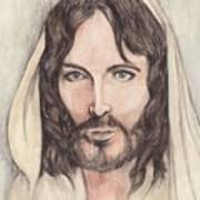 Jesus Of Nazereth Poster