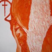 Jesus The Good Shepherd Poster