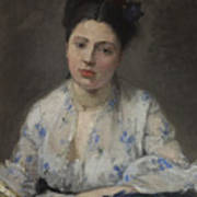 Jeune Femme Poster