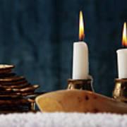 Jewish Holiday Symbol, Jewish Food Passover Jewish Passover Poster