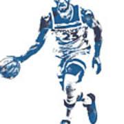 Jimmy Butler Minnesota Timberwolves Pixel Art 5 Poster