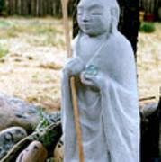 Jizo Bodhisattva - Children's Protector Poster