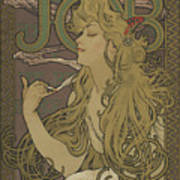 Job, 1896 Poster
