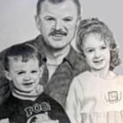 John and Megan and Joey Poster
