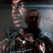 John Coltrane And Me Poster