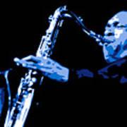 John Coltrane Poster