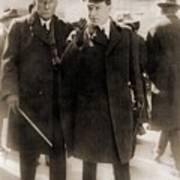John D. Rockefeller Sr., Founder Poster