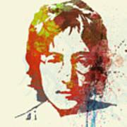 John Lennon Poster by Naxart Studio