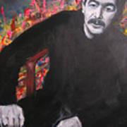 John Prine - Colors Poster