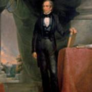 John Tyler Poster