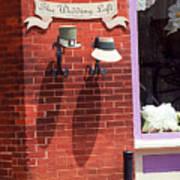 Jonesborough Tennessee - Wedding Shop Poster