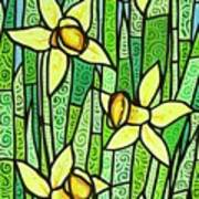 Jonquil Glory Poster