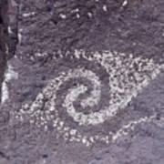 Jornada Mogollon Petroglyph, 5000 Bc- Poster