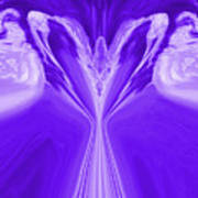 Josea - Purple Poster
