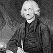 Joseph Priestley, English Chemist Poster