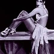 Josephine Baker 1906-1975, African Poster