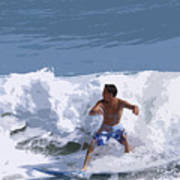 Joy Of Surfing - Two Poster