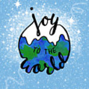Joy To The World Poster