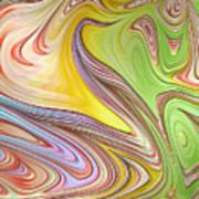Joyful Flow Poster