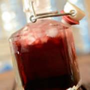 Juice Of Cherries Poster