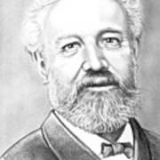 Jules Verne Poster