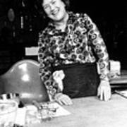 Julia Child, Ca. Early 1970s Poster by Everett