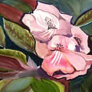 Jungle Floral Poster