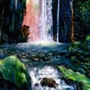 Jungle Pool Poster