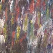 Jungle Spirits Poster