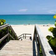 Juno Beach Florida Poster