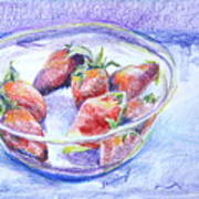 Just a Bowl of Berries Poster