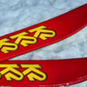K2 Skis Poster