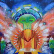 Kachina Spirit Poster