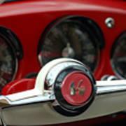 Kaiser Steering Wheel Poster