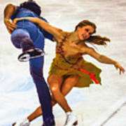 Kaitlyn Weaver And Andrew Poje Poster