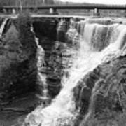 Kakabeka Falls Two Poster