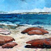 Kalbarri  Beach Poster