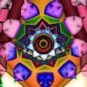 Kaleidoscope 120 Poster